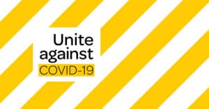 Unite against Covid 19 banner 1 300x157 - Exemptions for the use of face masks