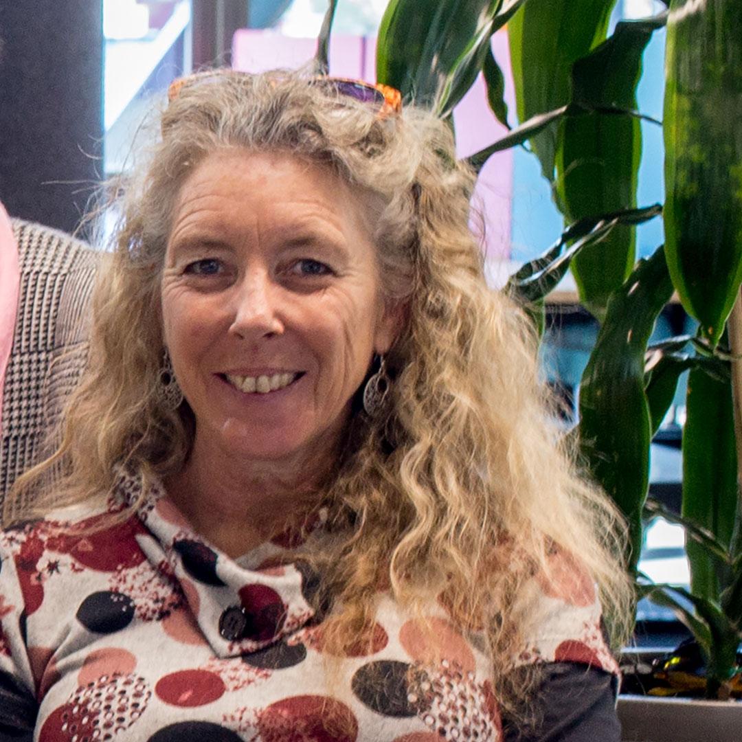 Charlotte Van Doorne - Collaborative Practice Coordinator