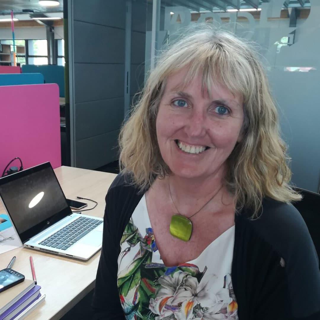 Liz Flaherty - Community Insights Laboratory Manager